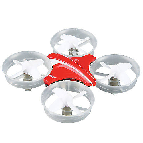 Inductrix Bnf Bind-n-fly Ultra Micro Drone - with Safe Technology Transmitter
