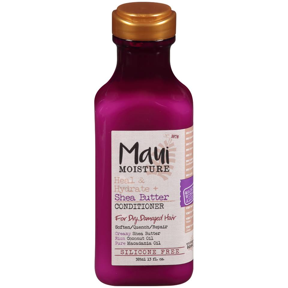 Maui Moisture Heal and Hydrate Shea Butter Conditioner - 13oz