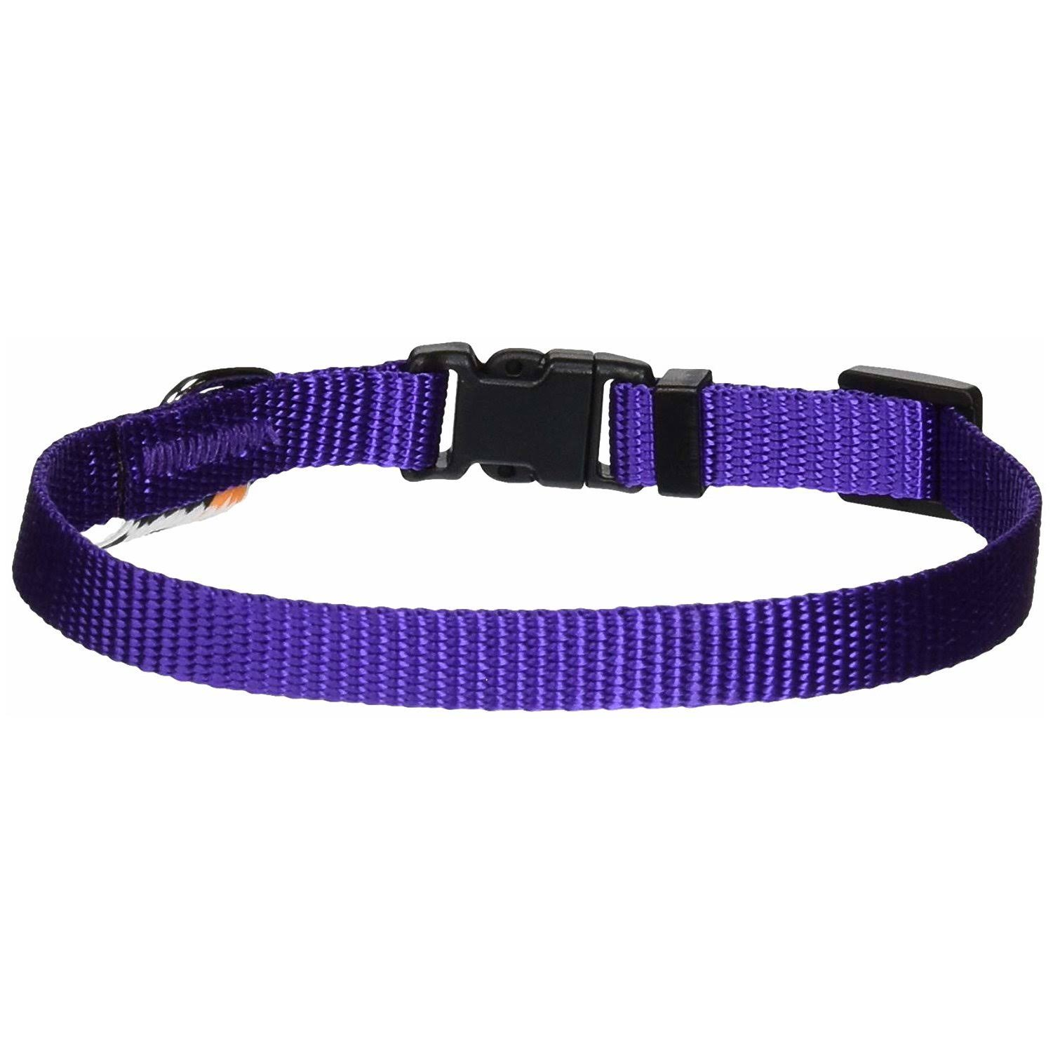 GoGo Pet Products Pet Collar - X-Small, Purple