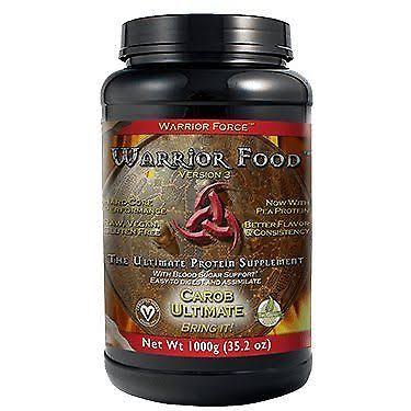 Healthforce Warrior Food Extreme V2.0 Powder - Chocolate Plus, 1000g