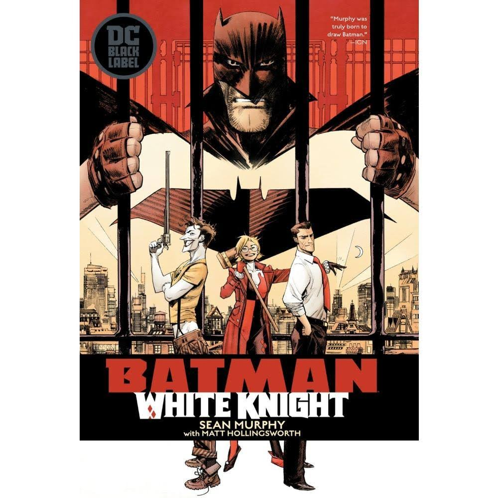 Batman: White Knight [Book]