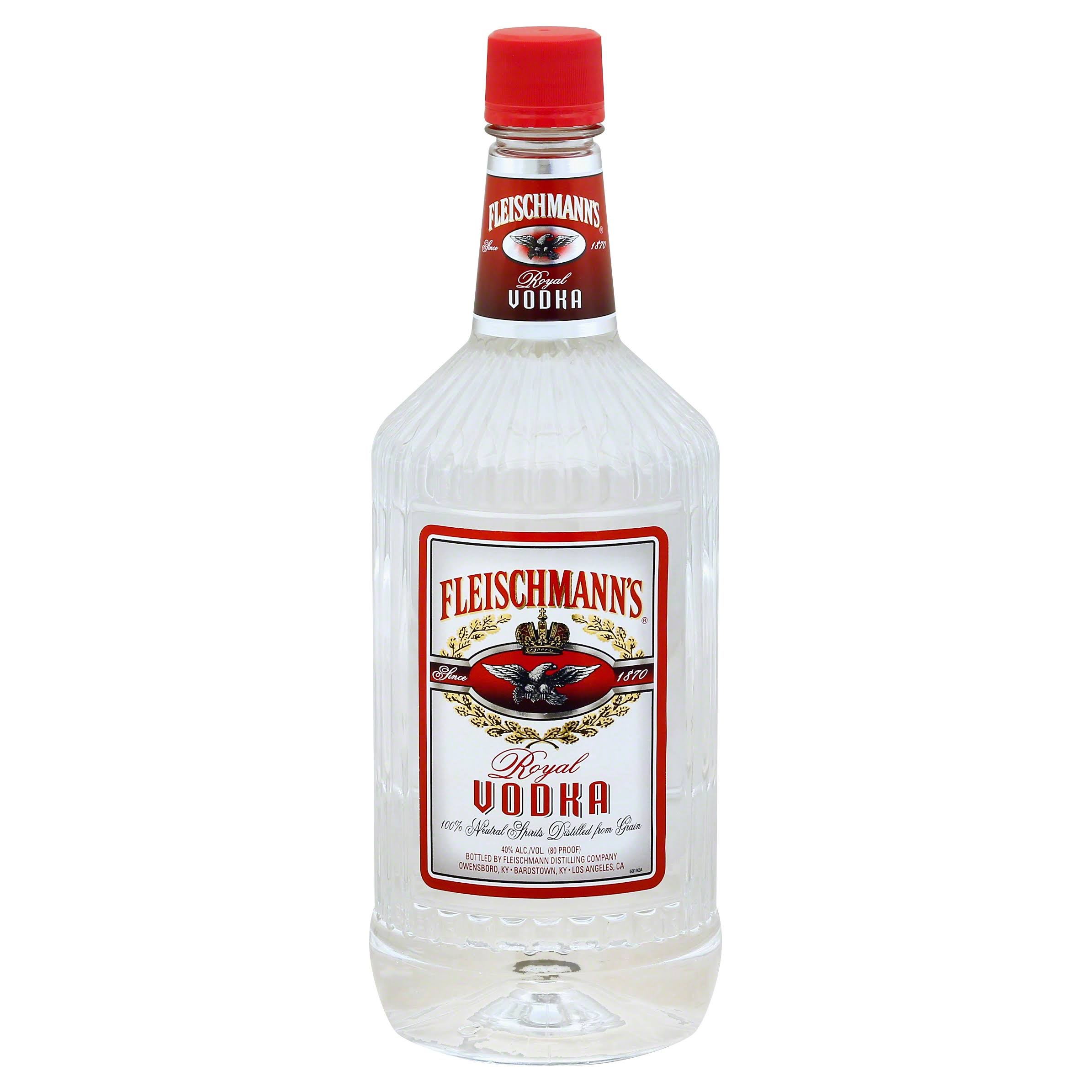 Fleischmann's Royal Vodka - 1.75L, USA