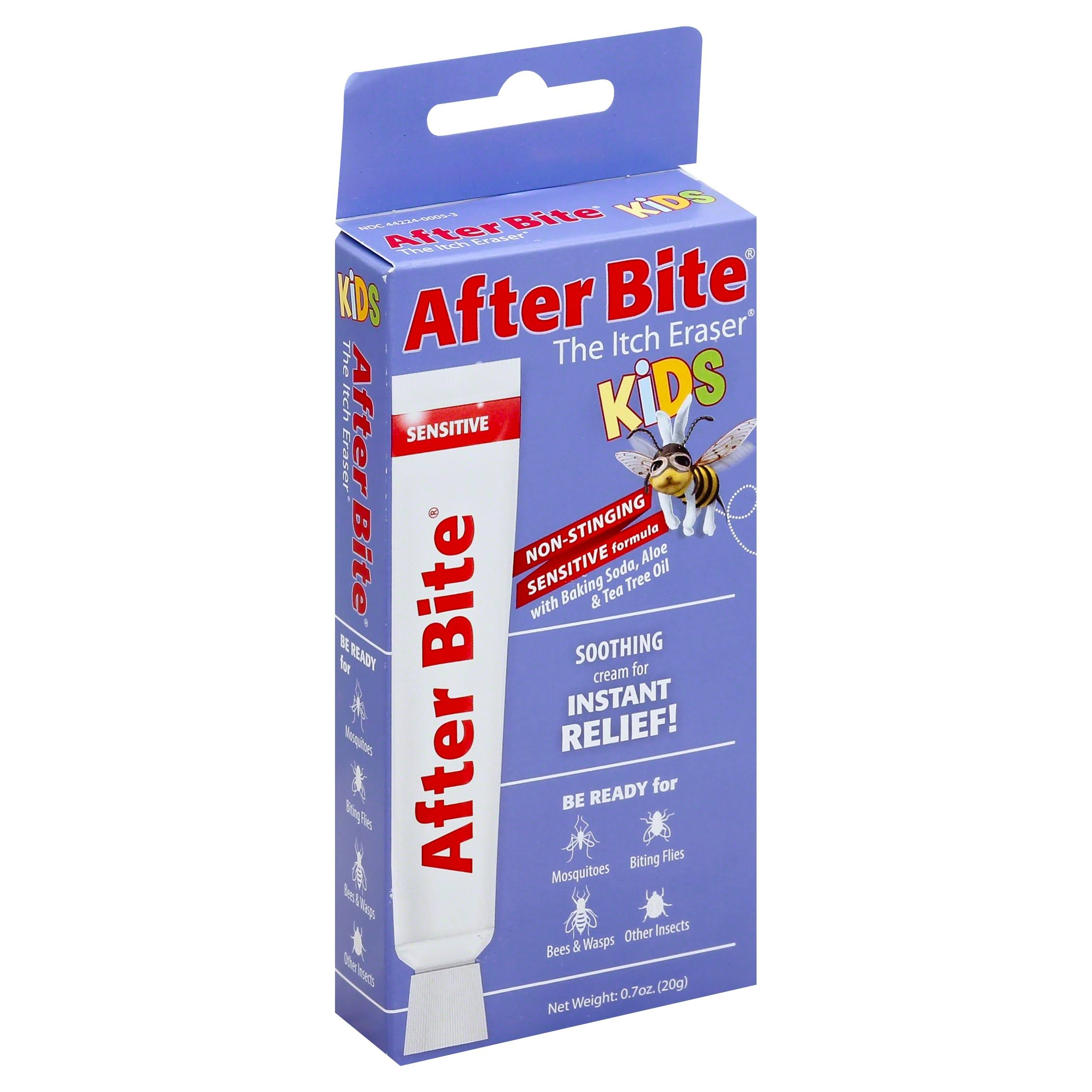After Bite Kids Soothing Cream for Instant Itch Relief - 0.7oz