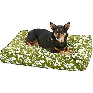 Molly Mutt Amarillo by Morning Square Dog Duvet Cover, Medium/Large
