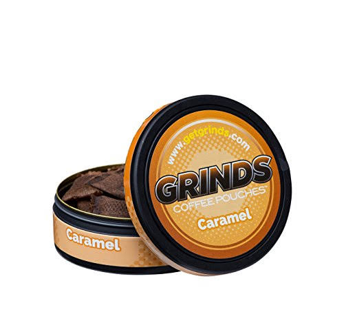 Grinds Coffee Pouches - Mocha, Tobacco Free