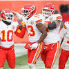 Chiefs freeze out Broncos, coast to win in the snow