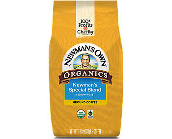 Green Mountain Ground Newmans Own Special Blend Coffee - 10 Oz