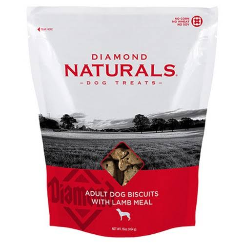 Diamond Naturals Biscuit Lamb Meal 16oz