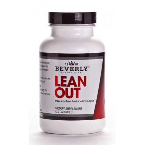 Beverly International Lean Out Dietary Supplement - 120ct