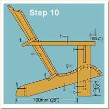 popular mechanic adirondack chair plan does someone want to make