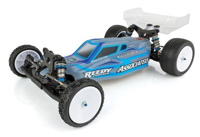Team Associated 1/10 RC10B6.1 2WD Electric Buggy Kit