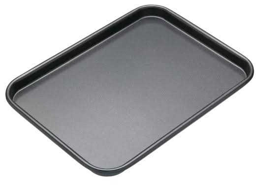 Kitchen Craft KCMCHB54 Master Class Non-Stick Baking Tray - 24cm x 18cm