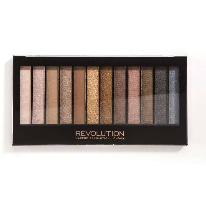 Makeup Revolution Natural Nudes Eyeshadow Palette