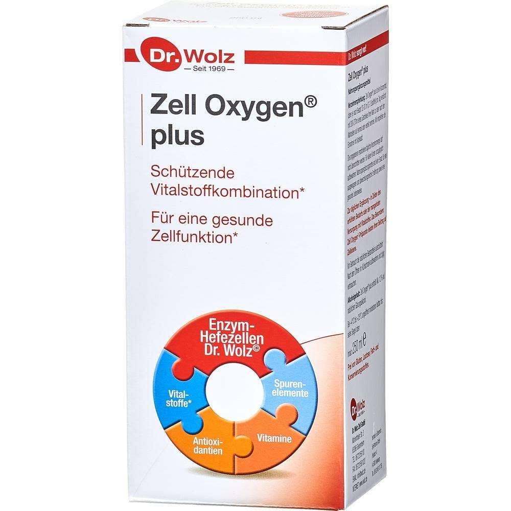 Dr Wolz Zell Oxygen Plus - 250ml