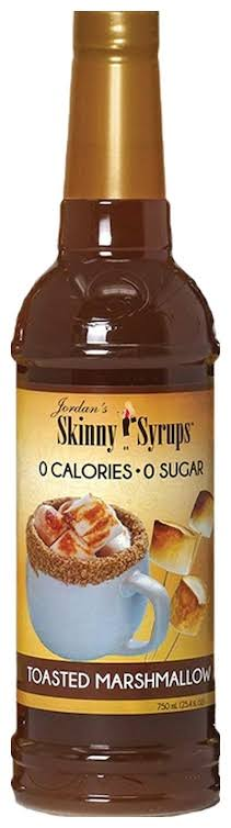 Jordans Skinny Syrups Sugar Free Toasted Marshmallow