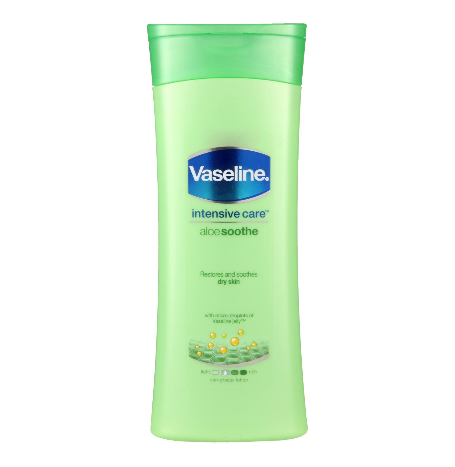 Vaseline Intensive Care Aloe Soothe Lotion - 400ml