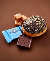 Krispy Kreme Halloween Donuts Calories by Ghirardelli Inspired Krispy Kreme Doughnuts