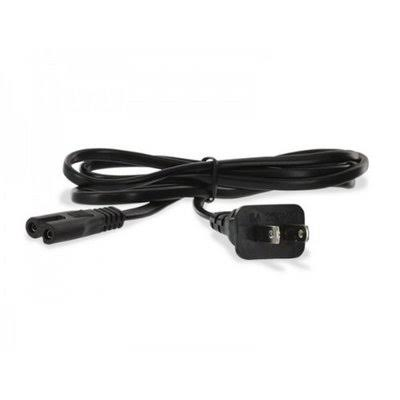 Tomee Video Game System Universal Power Cord - Black, 6'