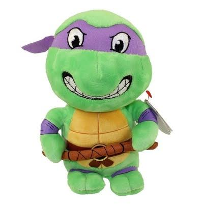 Ty Beanie Baby - Donatello (Teenage Mutant Ninja Turtles)