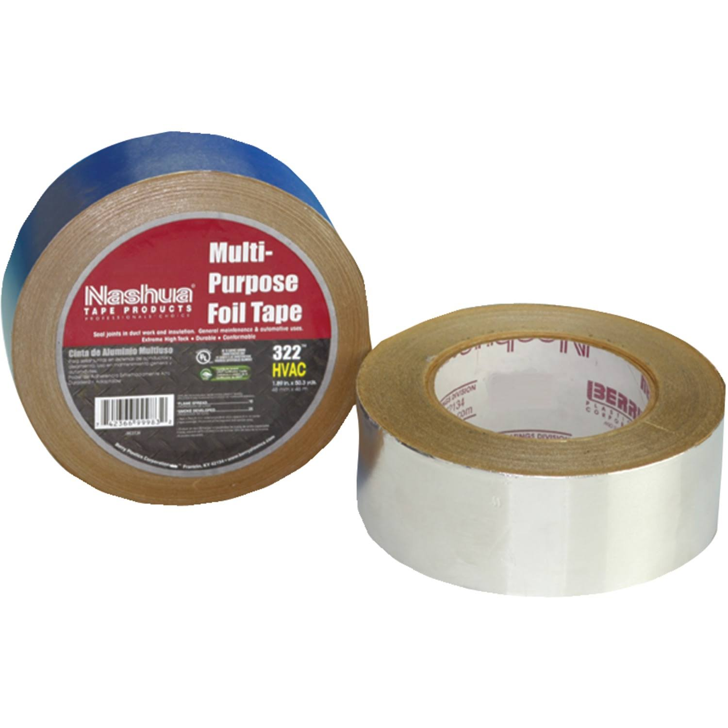 Nashua Aluminum Multi-Purpose Foil Tape