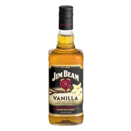 Jim Beam Whiskey, Straight Bourbon, Vanilla - 750 ml