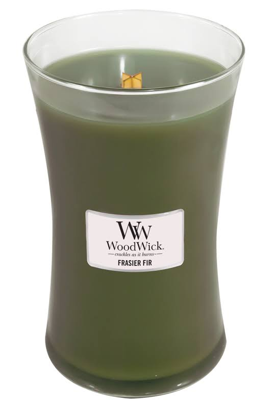 Woodwick Candle - Frasier Fir, 22 oz