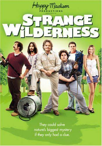 Strange Wilderness DVD