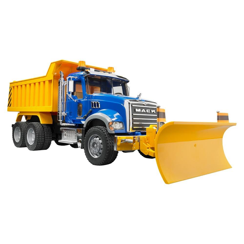 Bruder Mack Granite Dump Truck Construction Toy