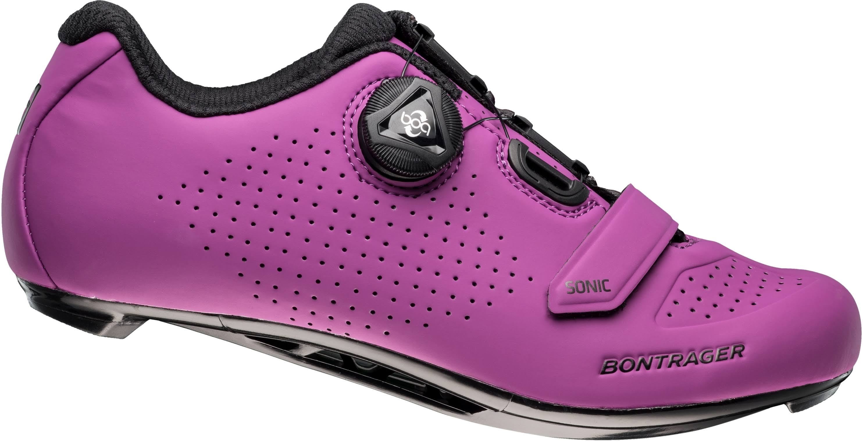 Bontrager Sonic Women's Road Shoes - Purple Lotus, 40 EU