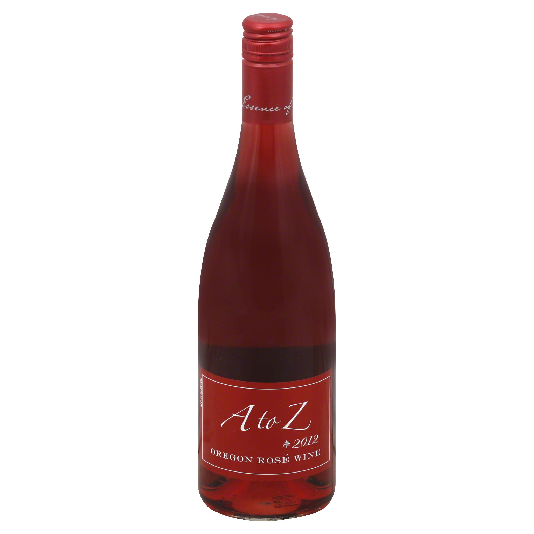 A To Z Oregon Rose Wine - 2012, 750ml