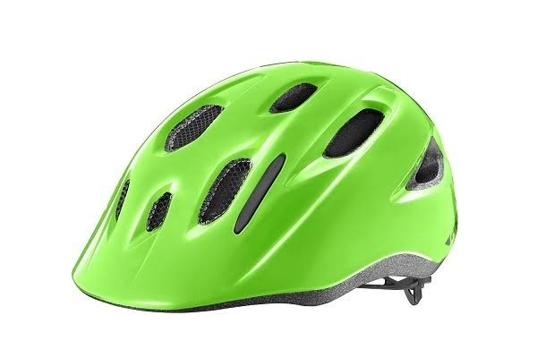 Giant Hoot Arx Kids Helmet - Green