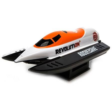 "Revolution - Roguewave 10"" F1 Self-Righting,White: Ready-To-Run - S01002T2"