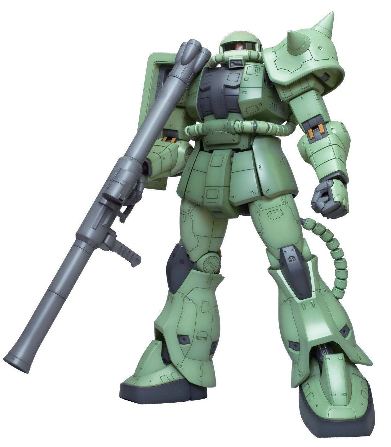 Bandai Gundam Mega Zaku II Model Kit - 1/48 Scale