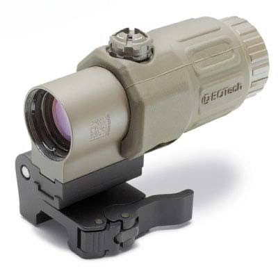 Eotech - G33 Magnifier with STS - Tan