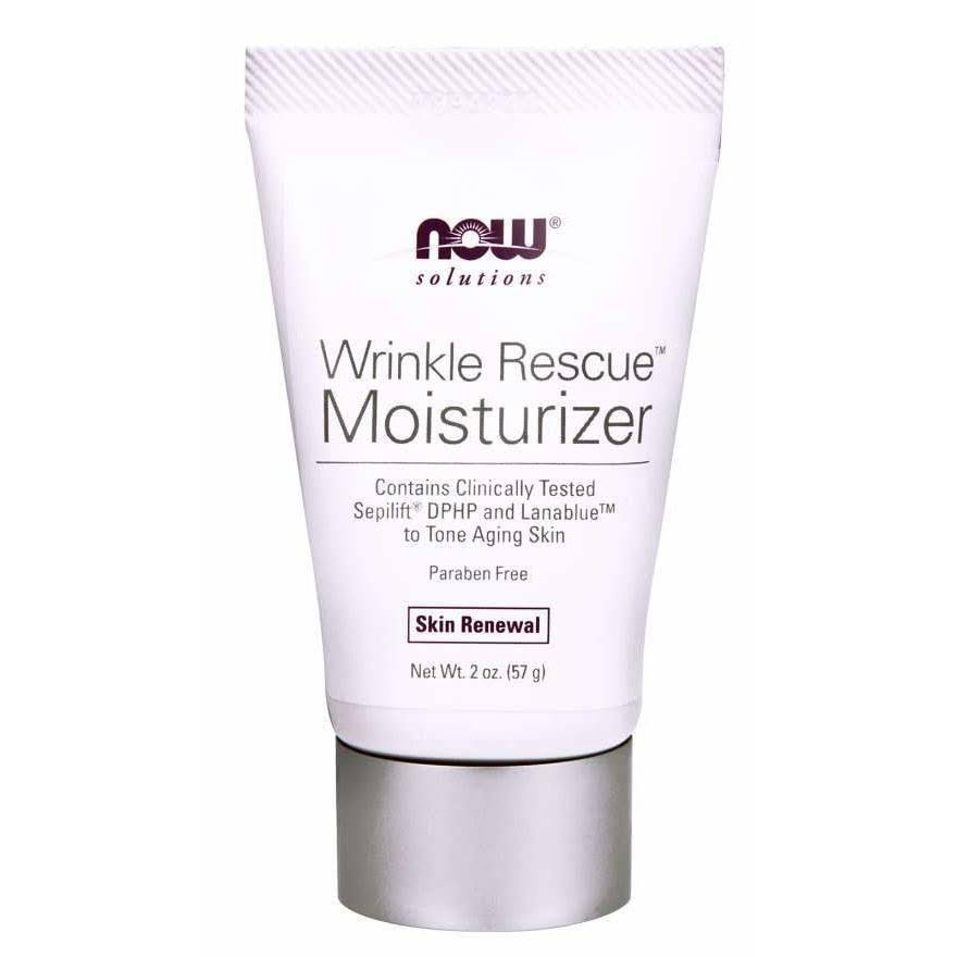 Now Foods Wrinkle Rescue Moisturizer - 2 oz.