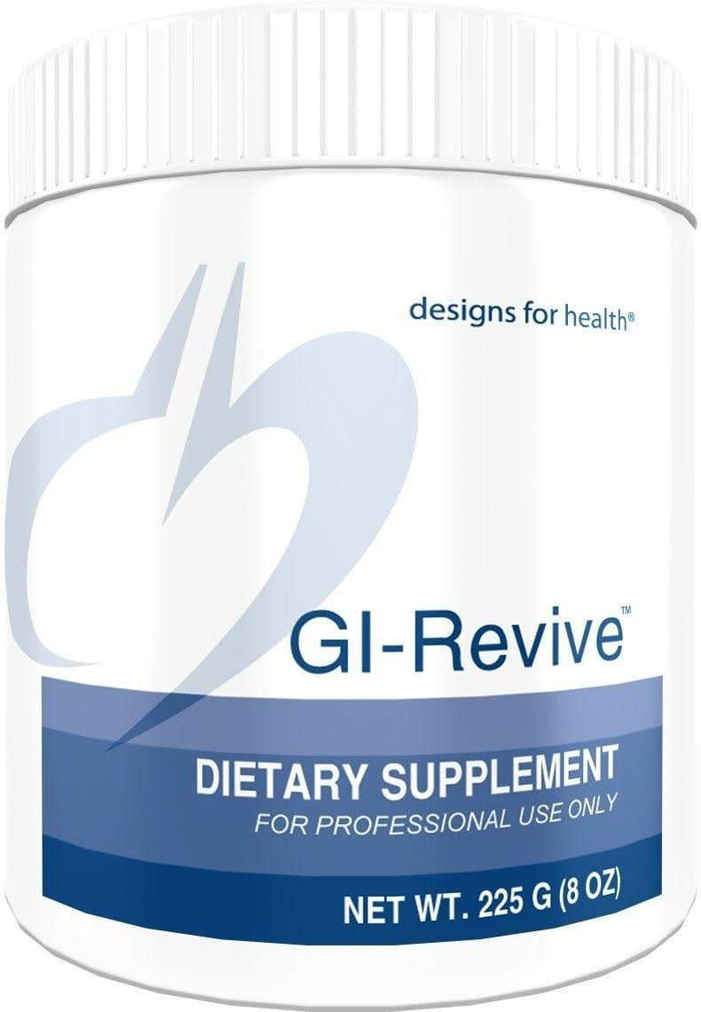 Designs For Health GI Revive Powder Supplement - 8oz