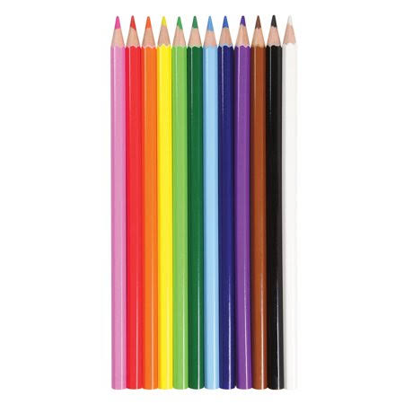Alvin Colored Pencil Set - 12pc