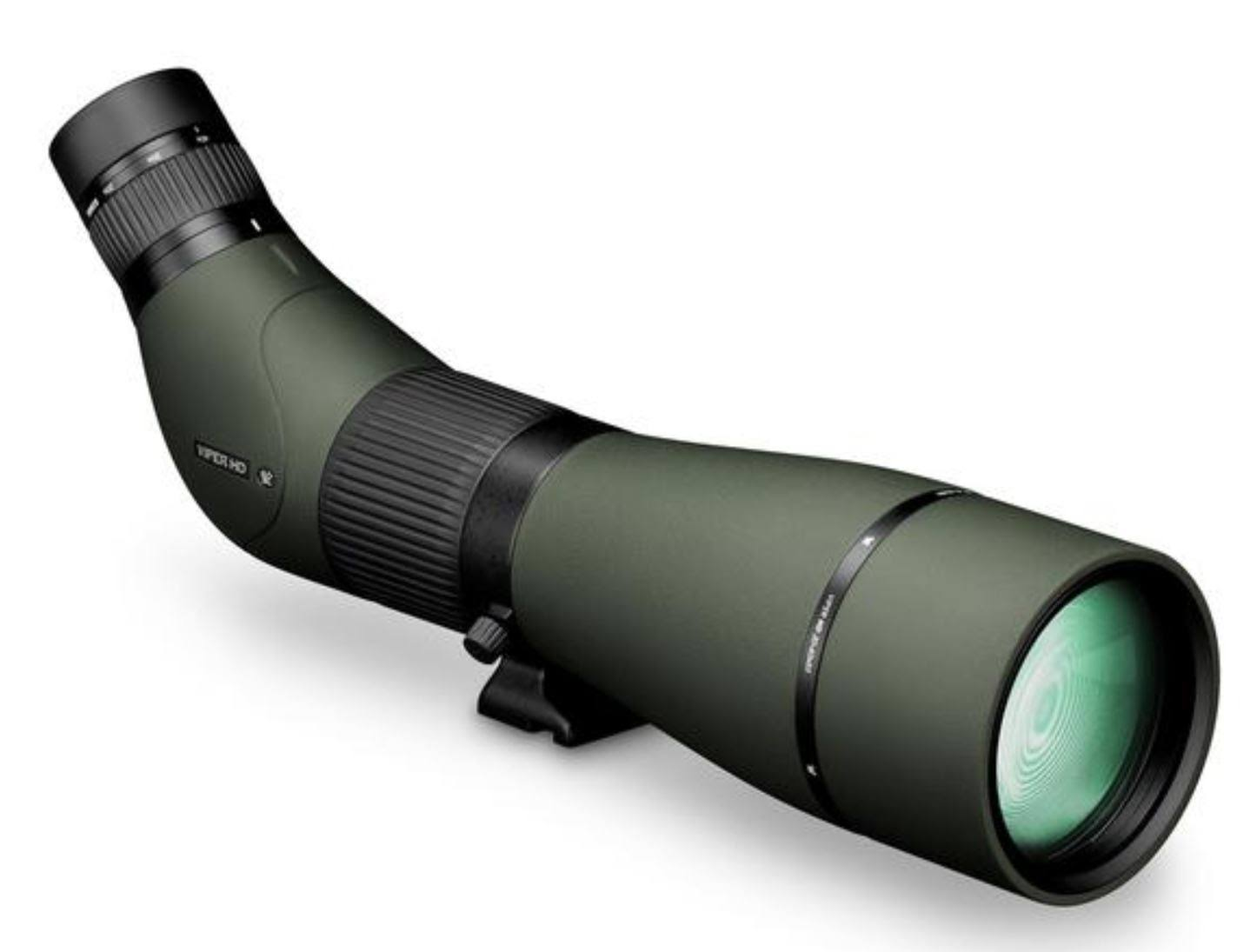 Vortex V502 Viper HD 20 Spotting Scope - Angled, Armored Green