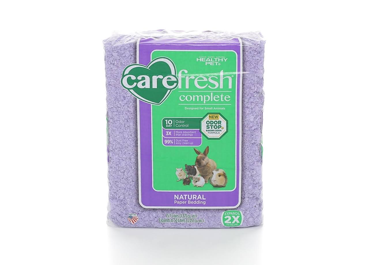 Carefresh Colorful Creations Small Pet Bedding Size: 50 L, Purple