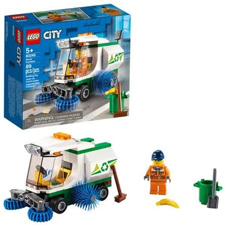 Lego City - Street Sweeper 60249