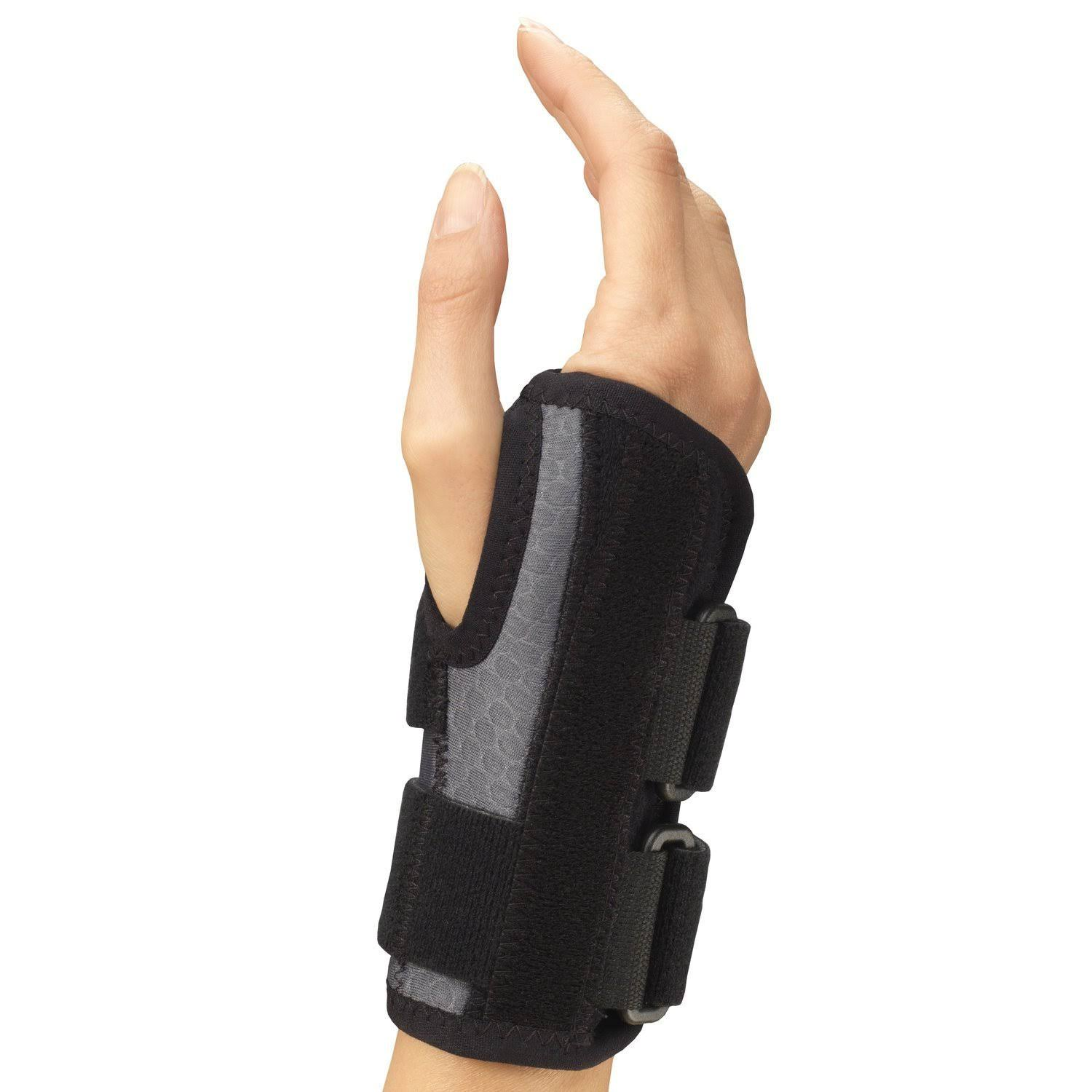 Champion Airmesh Wrist Splint, Black, Medium