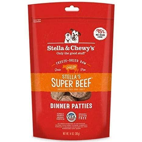 Stella & Chewy's Super Beef Dinner Patties - 705g