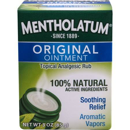 Mentholatum Ointment Topical Analgesic Rub - 90ml