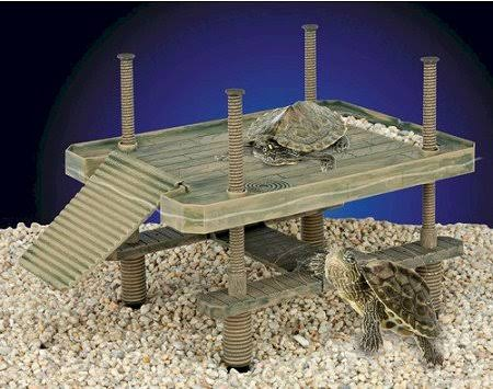 Penn-Plax Floating Turtle Pier - Large