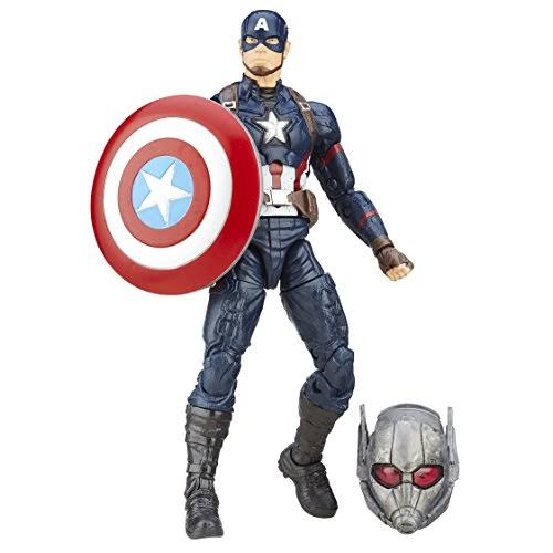 Marvel Legends Captain America Action Figure - 6""