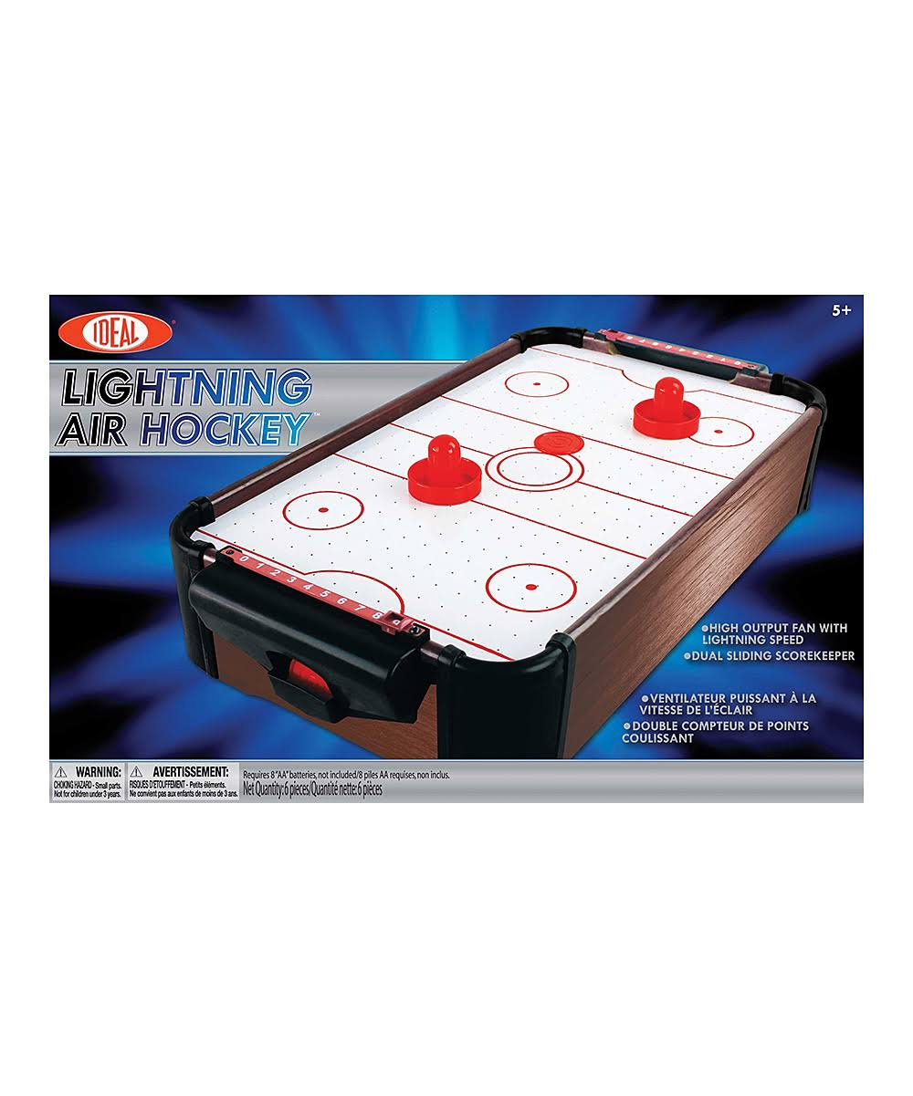Ideals Lightning Air Hockey Portable Game