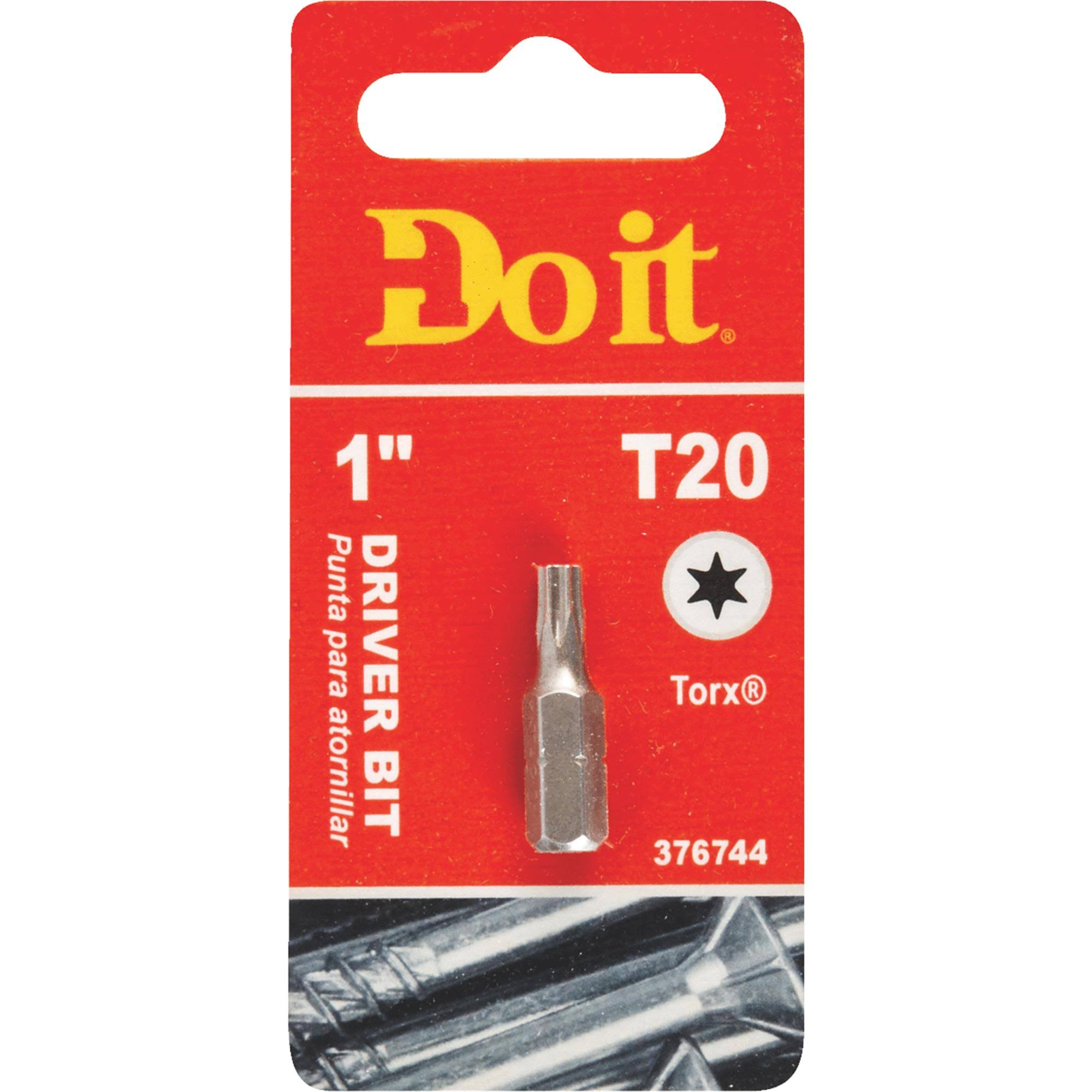 Do It Insert Screwdriver Bit - 307401DB