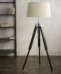 Surveyor Floor Lamp Tripod vintage tripod lamp ideas