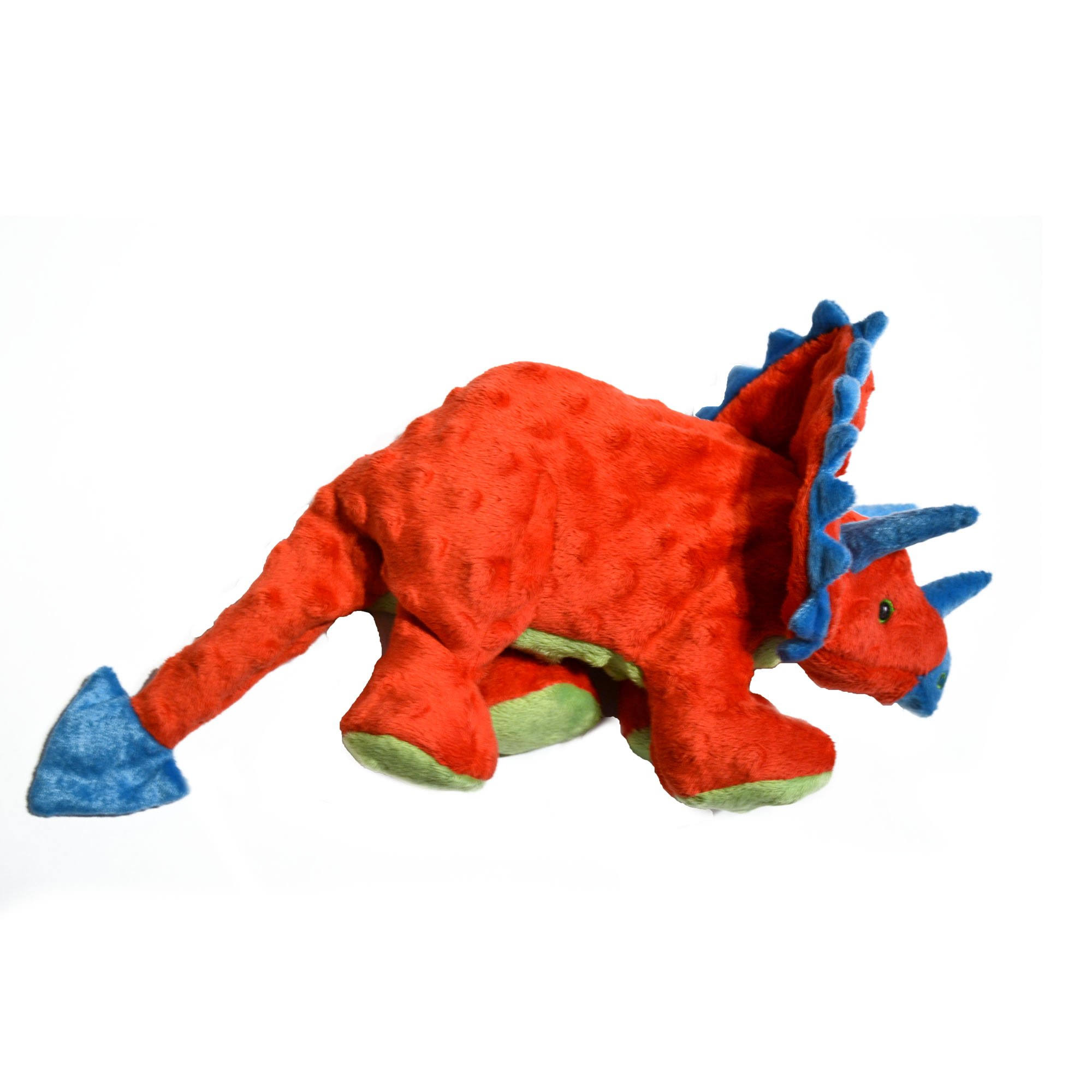 Go Dog Triceratops Dog Toy