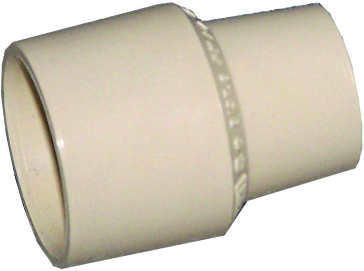 "Genova Products CPVC Reducing Coupling - 3/4"" x 1/2"""